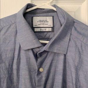 Charles Tyrwitt long sleeve dress shirt